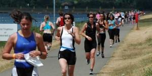 Dorney Lake WomenOnly Triathlon